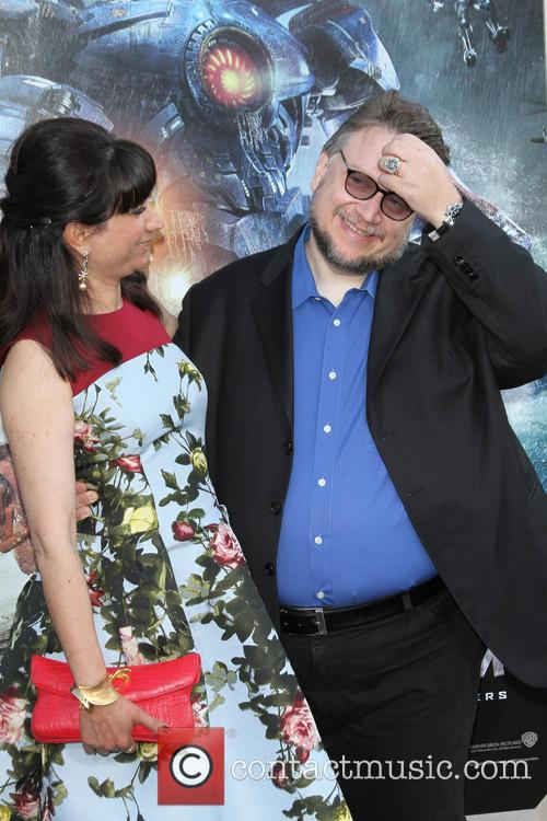 Guillermo Del Toro and Lorenza Newton 11