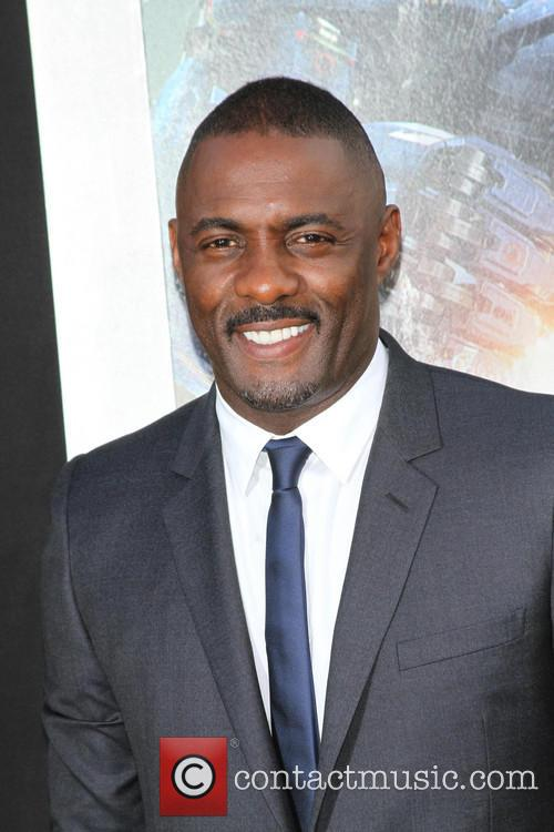 Idris Elba Pacific