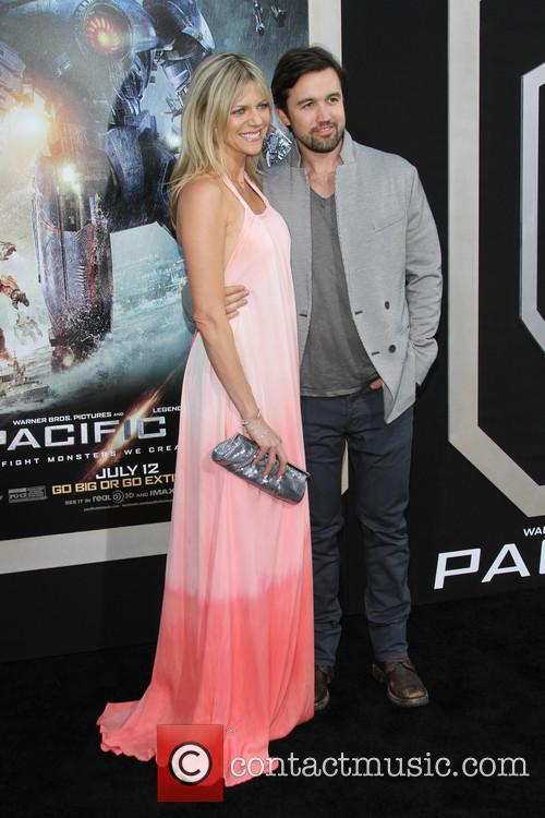 Kaitlin Olson and Rob Mcelhenney 9