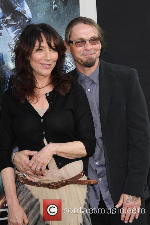 Katey Sagal and Kurt Sutter 9