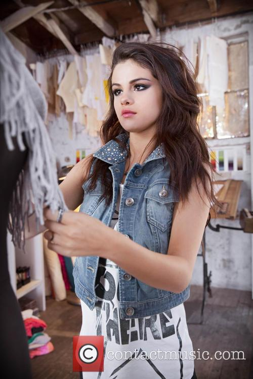 Selena Gomez launches her collection for adidas 'NEO'