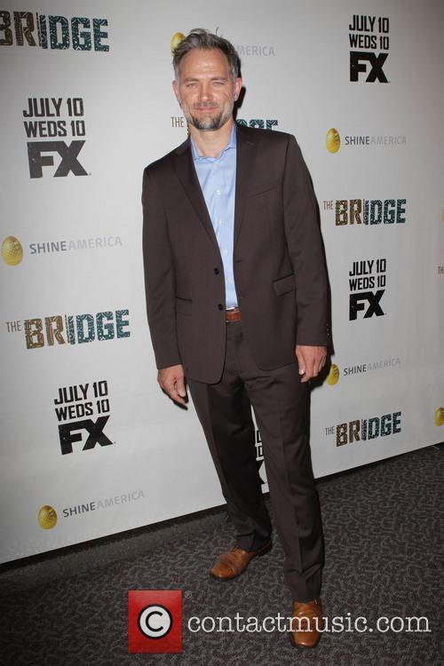 Premiere of FX's 'The Bridge'