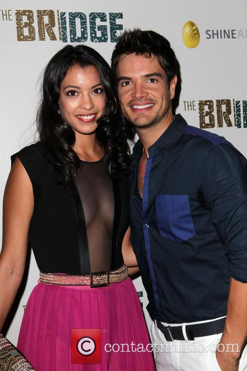 Stephanie Sigman and Andy Zuno 2