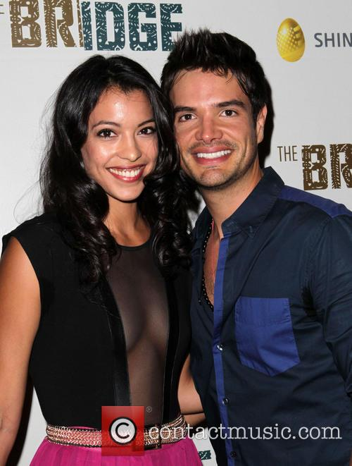 Stephanie Sigman and Andy Zuno 6