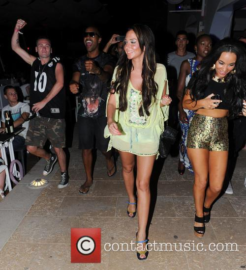 Tulisa Contostavlos and Chelsee Healey 4
