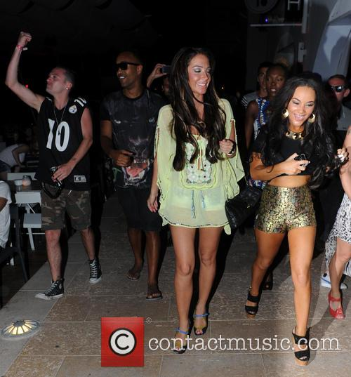 Tulisa Contostavlos and Chelsee Healey 8
