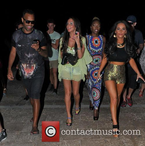 Tulisa Contostavlos and Chelsee Healey 11