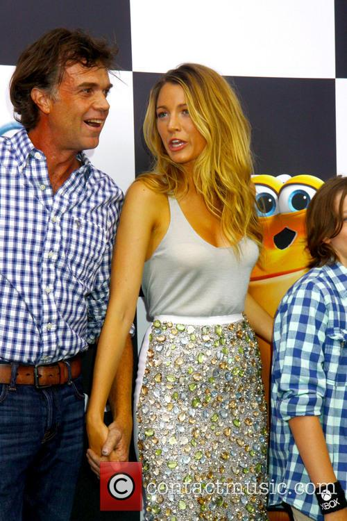 Blake Lively and Jason Lively 6