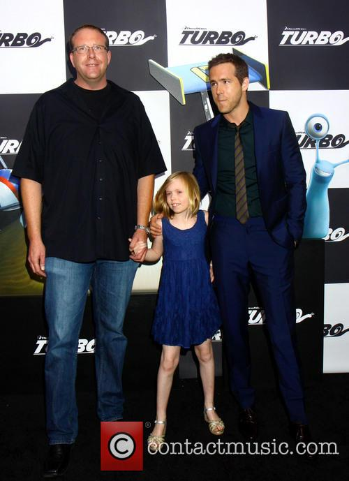 Ryan Reynolds and Jeff Reynolds
