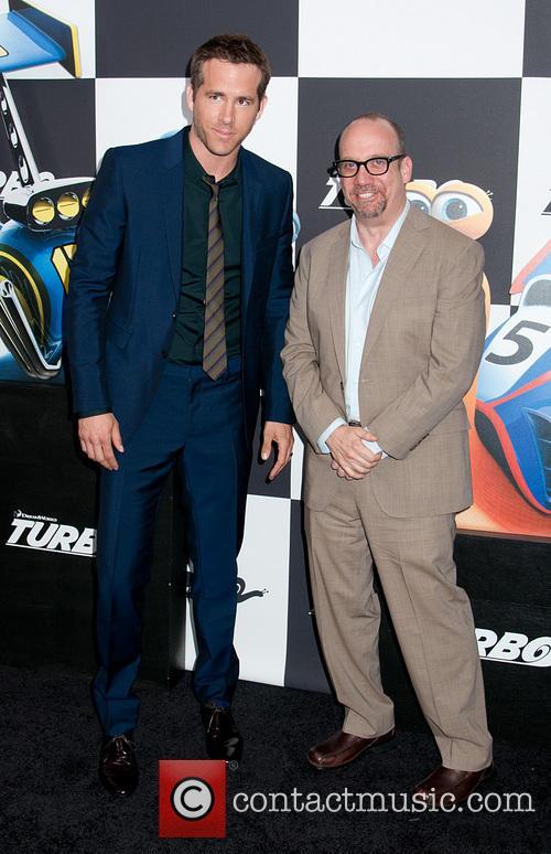 Ryan Reynolds, Paul Giamatti, AMC Loews