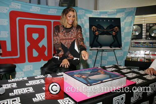 Ciara Album Launch