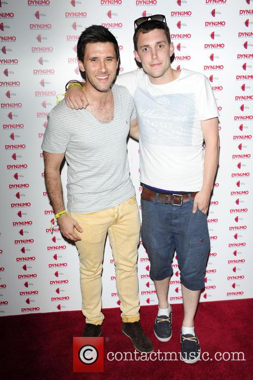 Dynamo and Danny Howard 8