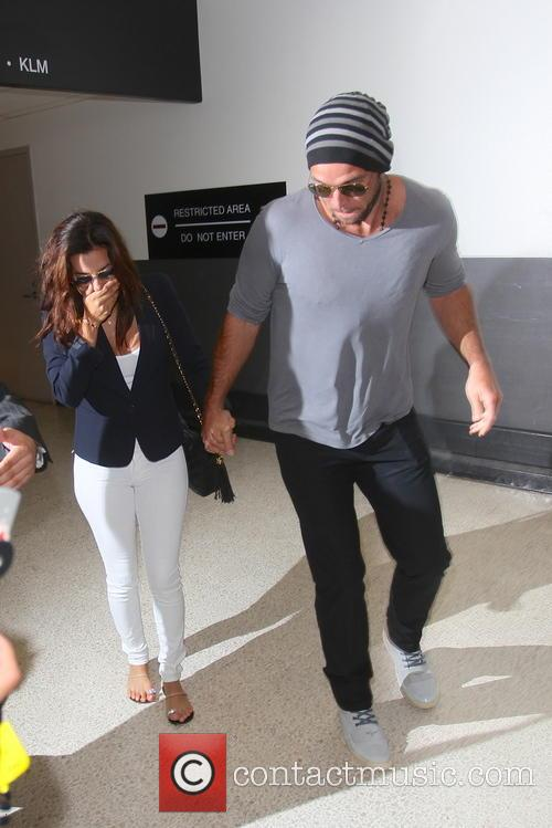 Eva Longoria and Ernesto Arguello 7