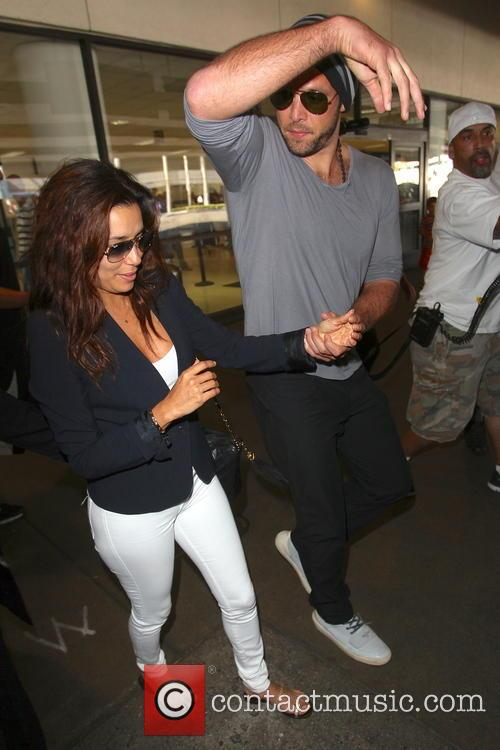 Eva Longoria and Ernesto Arguello 11