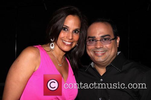 Alexandra Malagón and Gilberto Santa Rosa 2