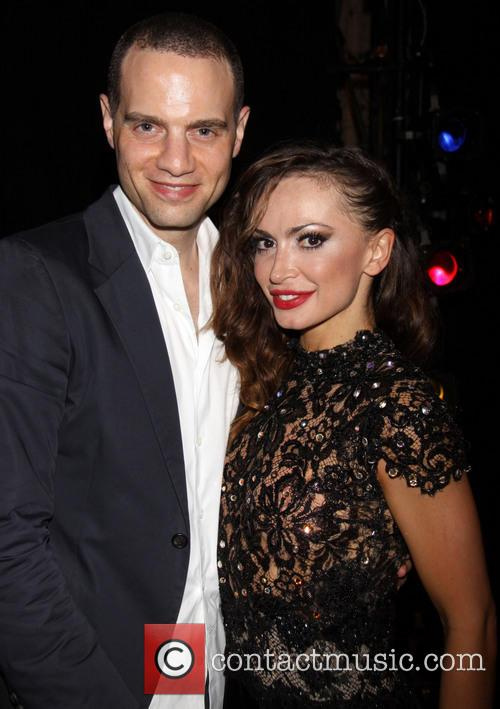 Jordan Roth and Karina Smirnoff 2