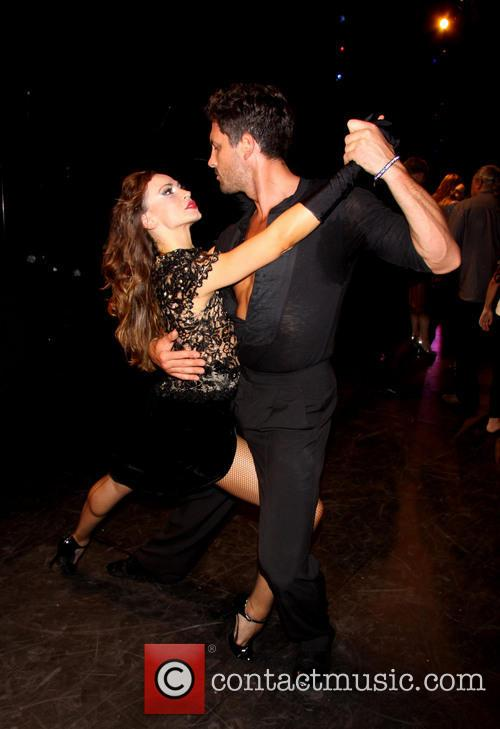 Karina Smirnoff, Maksim Chmerkovskiy and Dancing With The Stars 1