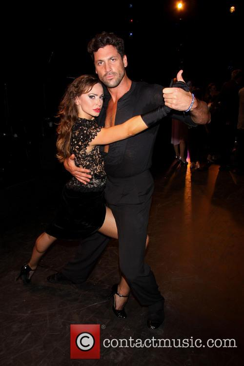 Karina Smirnoff, Maksim Chmerkovskiy and Dancing With The Stars 3