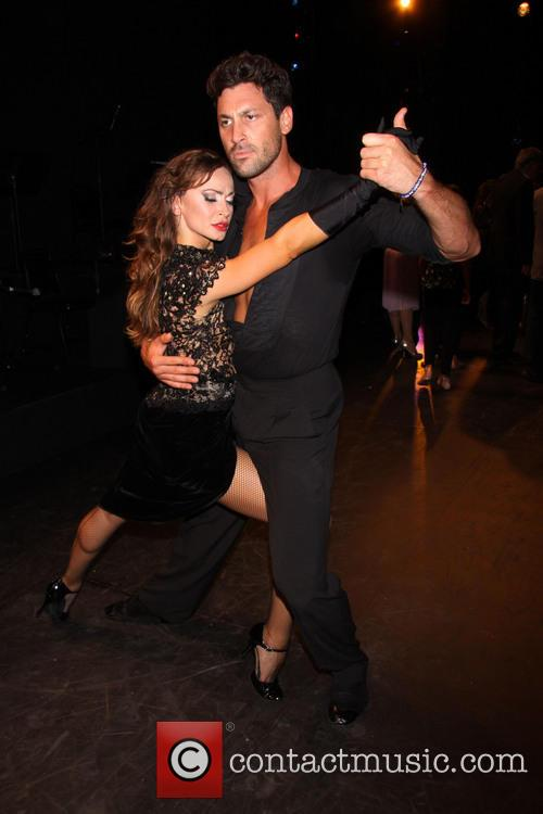 Karina Smirnoff, Maksim Chmerkovskiy and Dancing With The Stars 5