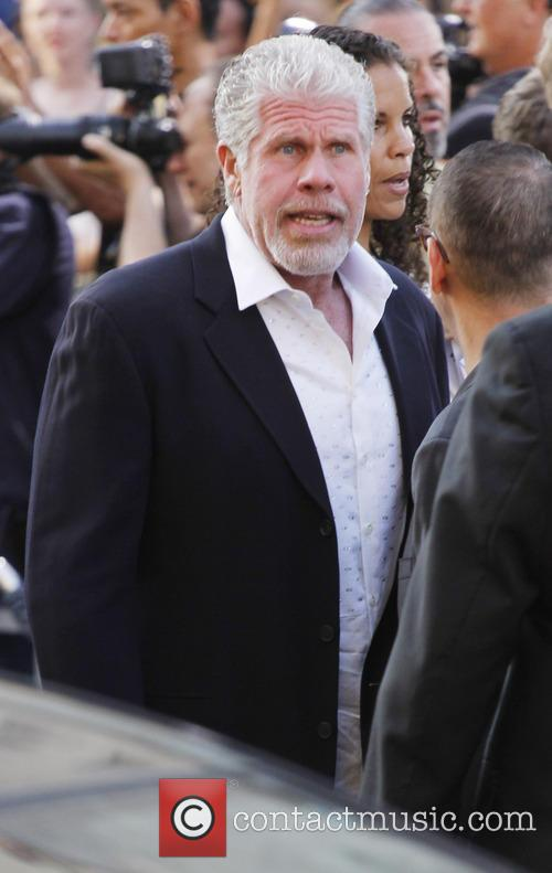 Ron Perlman, Dolby Theatre