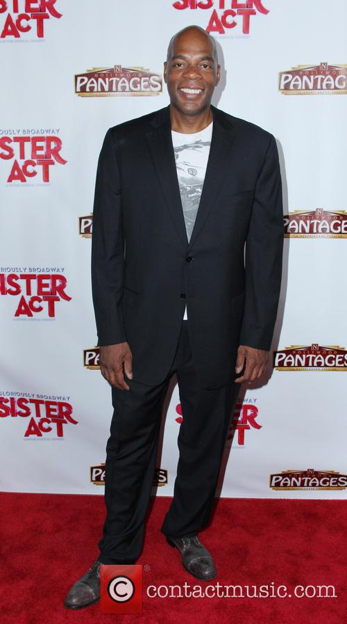 alonzo bodden sister act opening night premiere 3754282