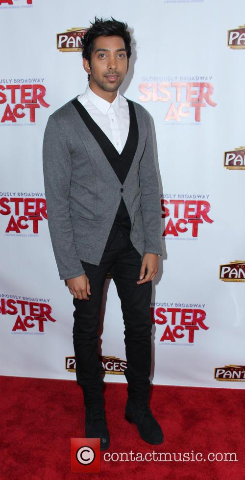 arshad aslam sister act opening night premiere 3754252