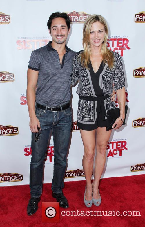 Eric Schneider and Kelly Sullivan