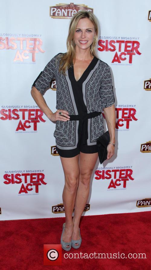 kelly sullivan sister act opening night premiere 3754238