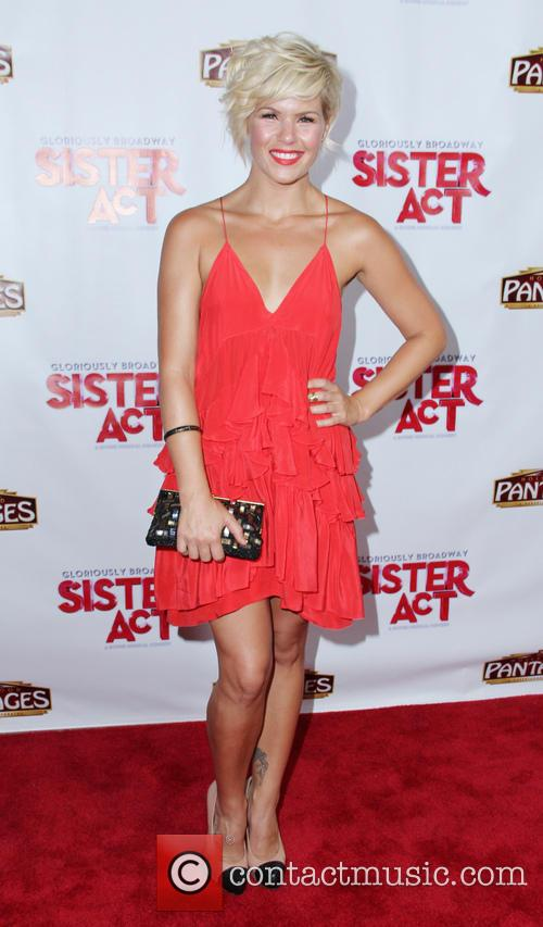 kimberly caldwell sister act opening night premiere 3754260