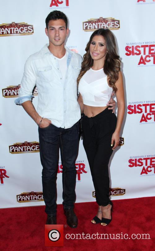 'Sister Act' opening night premiere at the Pantages Theatre