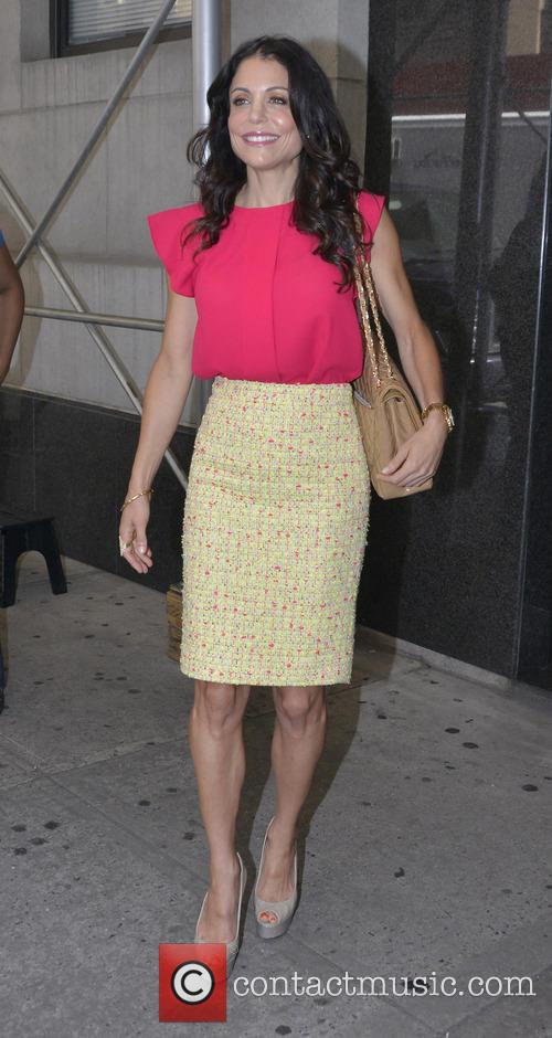 Bethenny Frankel On The Wendy Williams Show