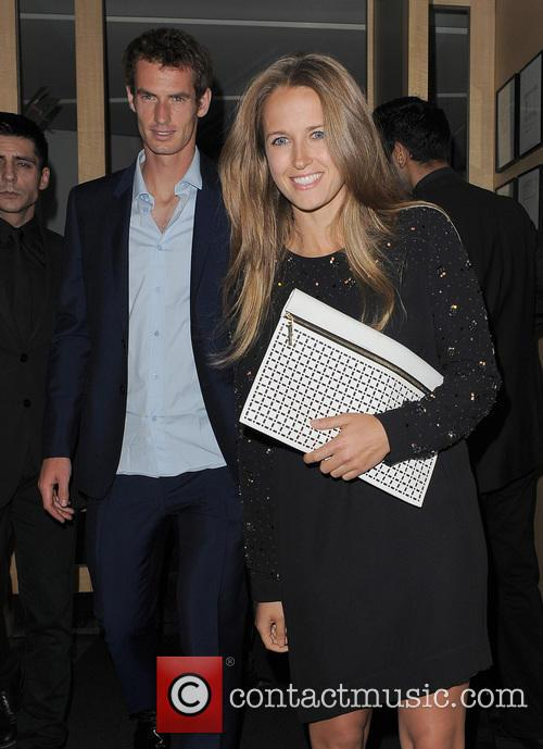 Andy Murray and Kim Sears 2