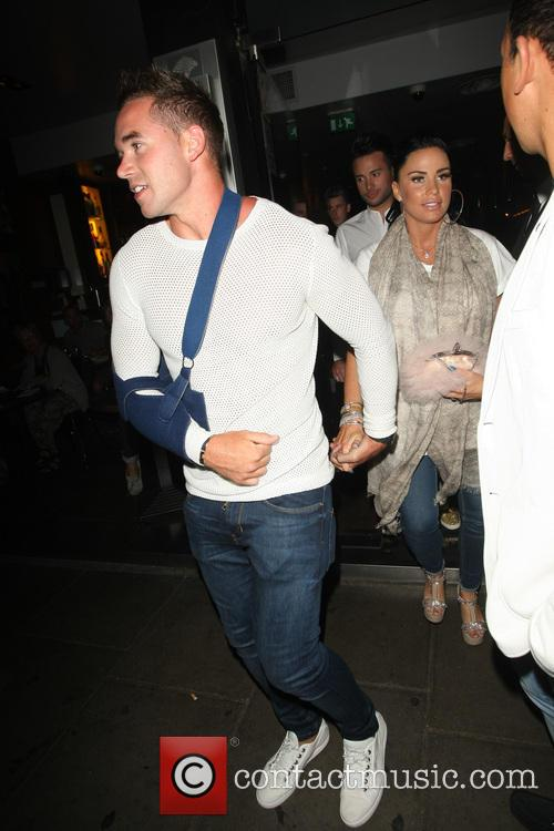 Kieron Hyler and Katie Price 2