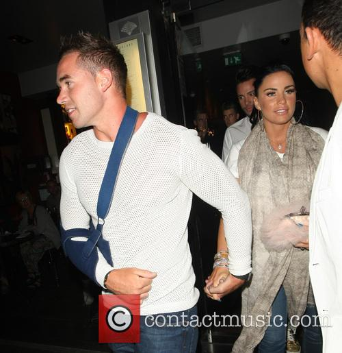 Kieron Hyler and Katie Price 1