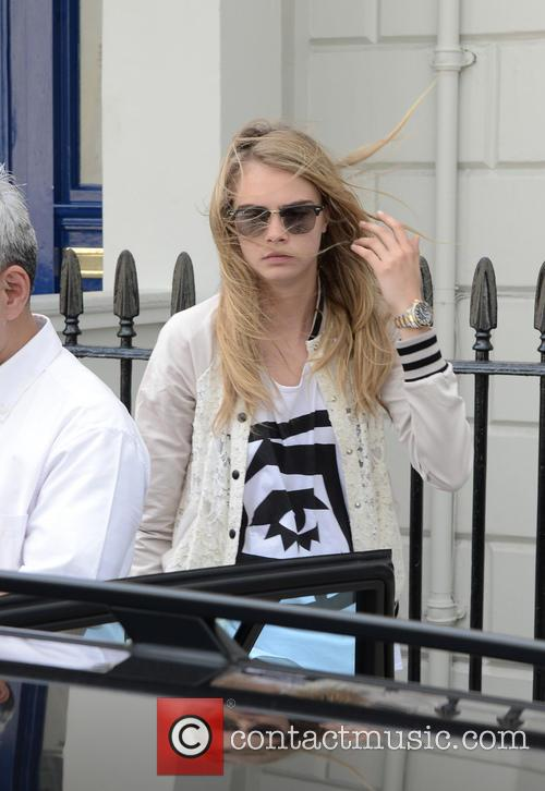 cara delevingne cara delevingne goes for lunch 3754318