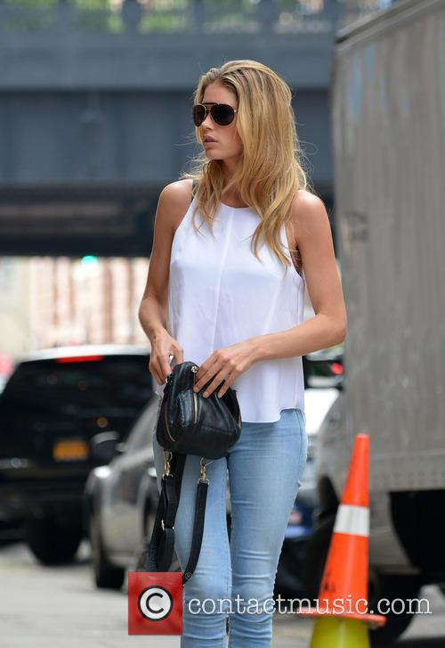 Doutzen Kroes Out Shopping
