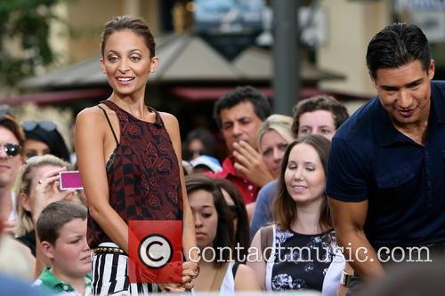 Nicole Richie and Mario Lopez 9