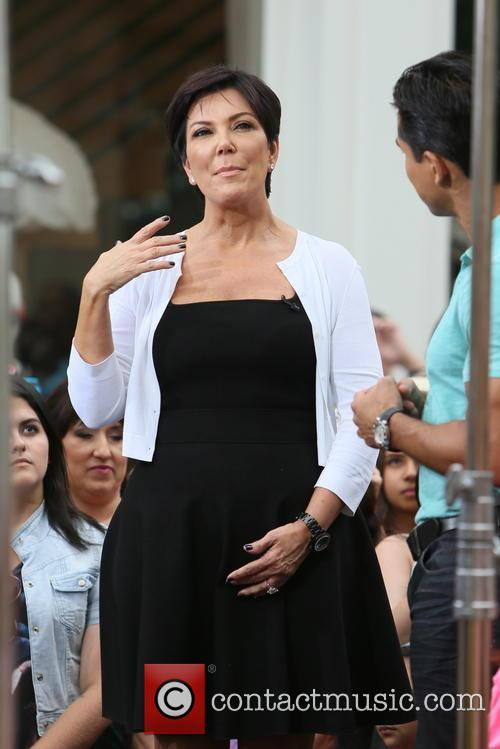 Kris Jenner and Mario Lopez 15