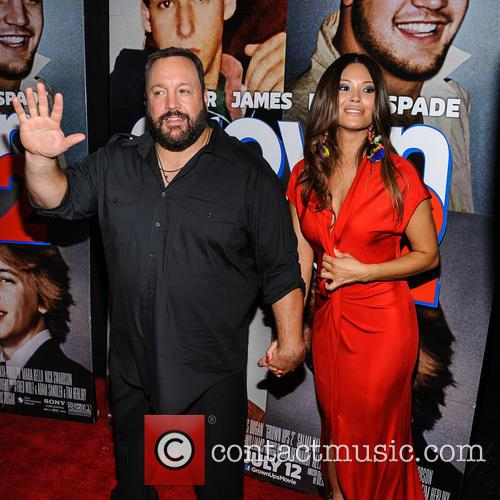 Kevin James and Steffiana De La Cruz 2