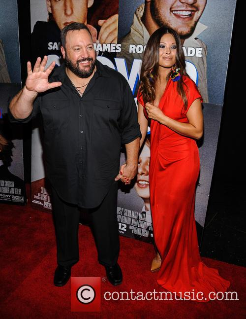 Kevin James and Steffiana De La Cruz 3