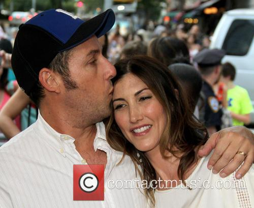 Adam Sandler and Jackie Sandler 9