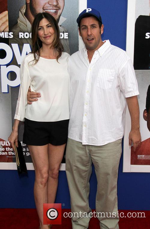 Adam Sandler and Jackie Sandler 10