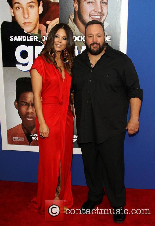 kevin james new york premiere of grown 3756128