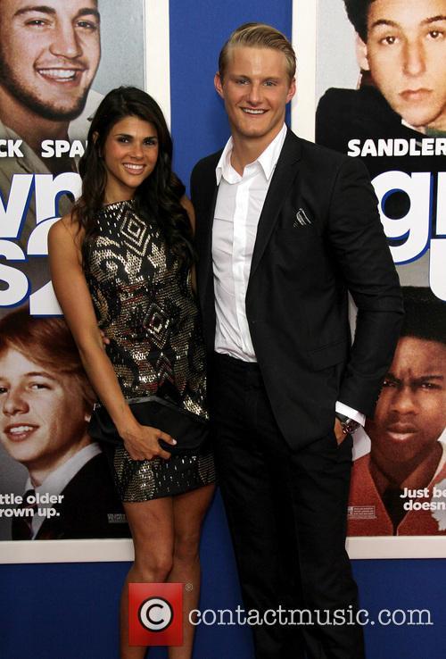 Nicole Pedra and Alexander Ludwig 10