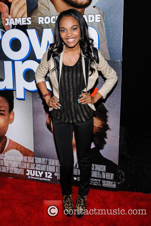China Anne Mcclain 4