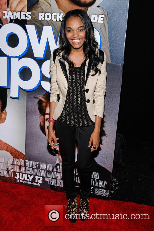 China Anne Mcclain 5