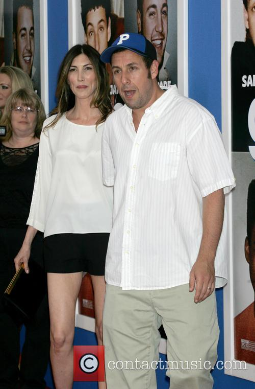 Adam Sandler and Jackie Sandler 5