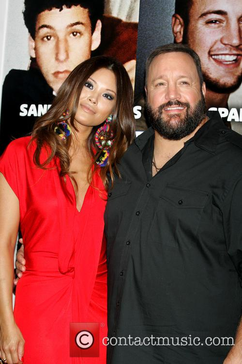 Kevin James and Steffiana De La Cruz 4
