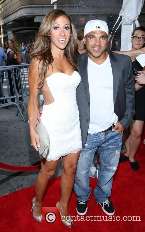 Joe Gorga and Melissa Gorga 4
