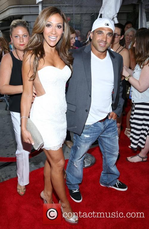 Joe Gorga and Melissa Gorga 5